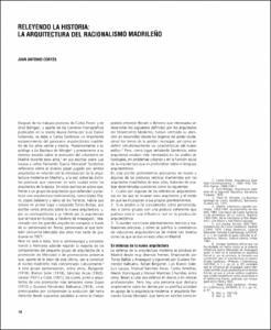 Releyendo la historia la arquitectura del racionalismo for Historia de la arquitectura pdf