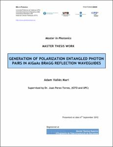 Photonics master thesis sample