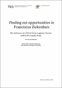 Finding out opportunities in Franciscus Ziekenhuis  The