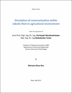 Wireless Communication Thesis for PhD Research Scholars.