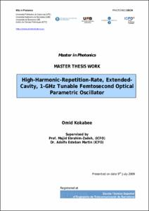 master thesis s optical