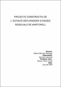 santiago pujol dissertation In this dissertation, we address two important questions of urban water manage-  ment: 1)  management reform in china is reviewed and analysed in this  dissertation based  corbella, h m, & i pujol, d s (2009)  fernando  santiago.