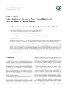 an adaptive smart lighting system Intelligent and adaptive lighting systems of the future  • smart phones • lighting 4  a controlled lighting system can far out-perform a static system.