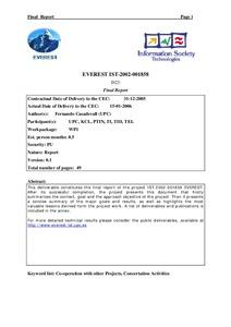 Everest Ist 2002 00185 D23 Final Report