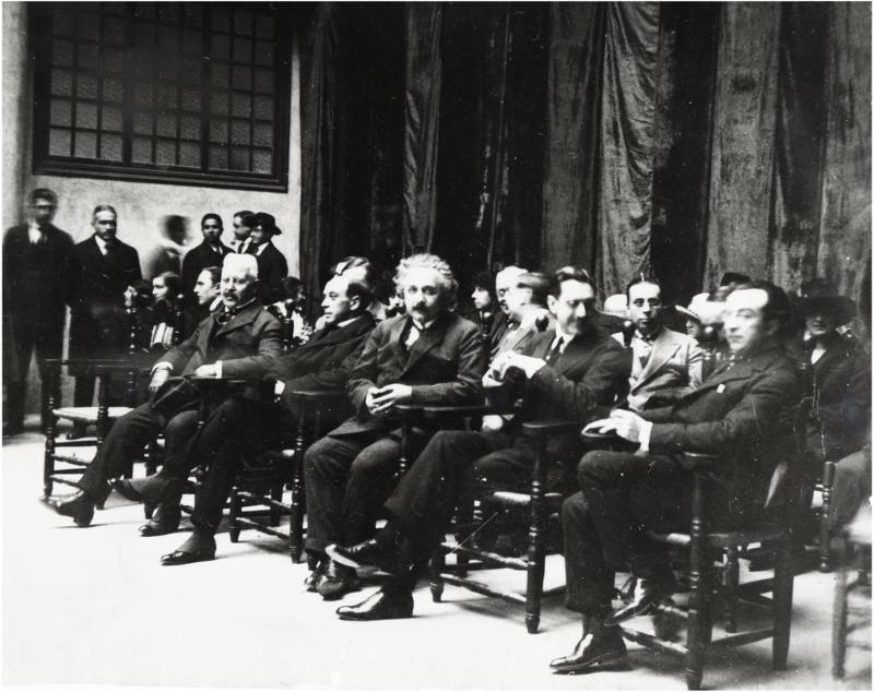 Einstein a la UPC